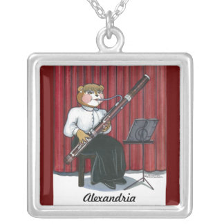 Necklace a for an Bassoon Player
