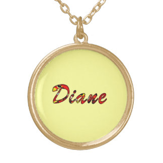 Necklace and jewelry for Diane