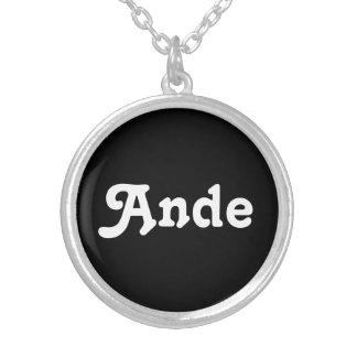 Necklace Ande
