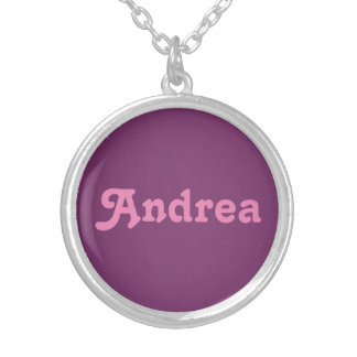 Necklace Andrea