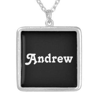 Necklace Andrew