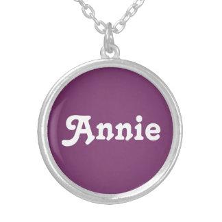 Necklace Annie