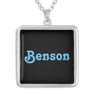 Necklace Benson