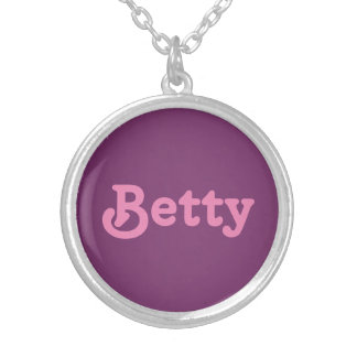 Necklace Betty