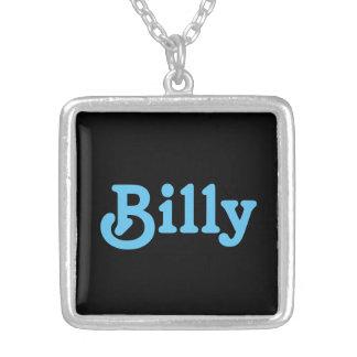Necklace Billy