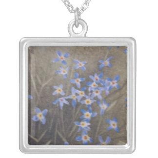 Necklace-Bluets