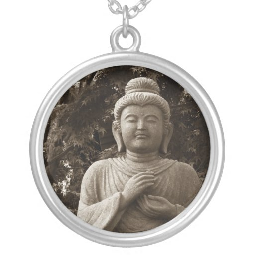 Necklace-Bodhi Heart