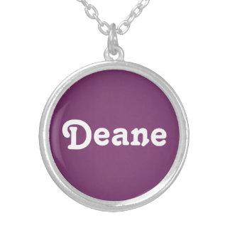 Necklace Deane