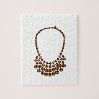 NECKLACE Design on GIFTS : by NAVIN JOSHI Jigsaw Puzzle