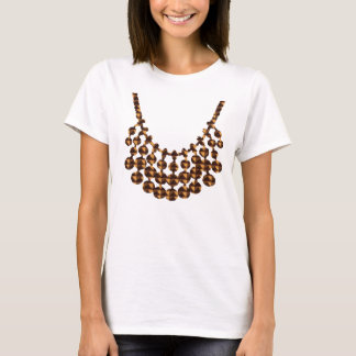 NECKLACE Design on GIFTS : by NAVIN JOSHI T-Shirt