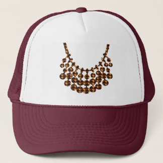 NECKLACE Design on GIFTS : by NAVIN JOSHI Trucker Hat