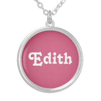 Necklace Edith