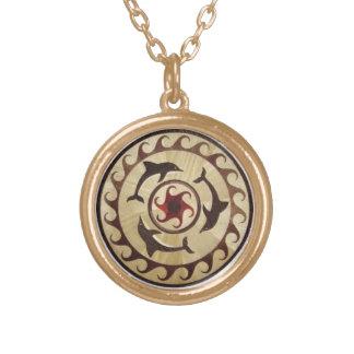 Necklace Fish - Old Greek motive