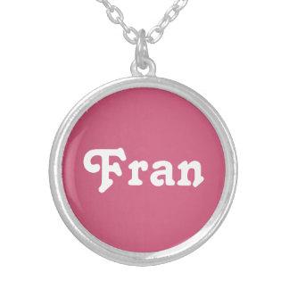 Necklace Fran