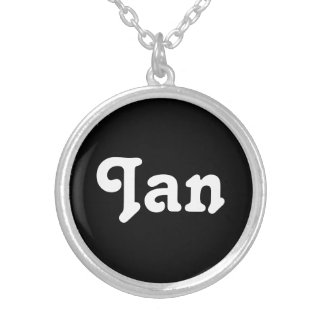 Necklace Ian