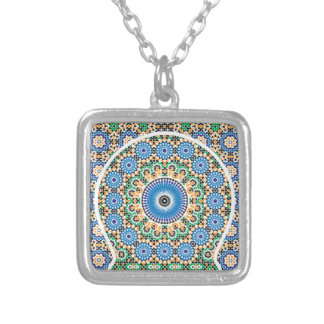 Necklace in Moroccan Style