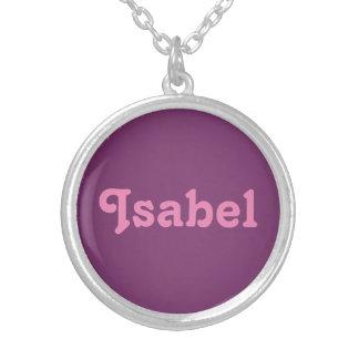 Necklace Isabel
