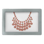 NECKLACE Jewel Graphic on GIFTS by NAVIN JOSHI Belt Buckle