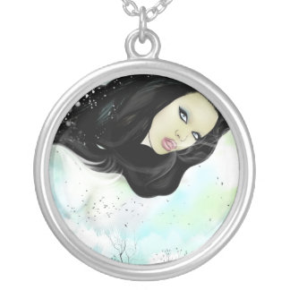 Necklace - Lady of the February.