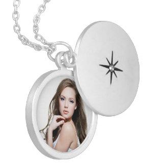 Necklace Locket Add Your Photo Custom Jewelry