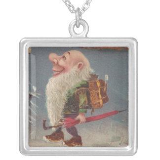 Necklace Lucky Leprechaun Troll St. Patricks Day