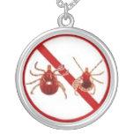 Necklace, Lyme Disease Tick Awareness