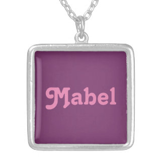 Necklace Mabel