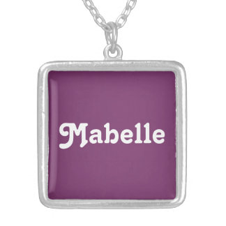 Necklace Mabelle