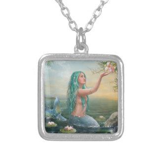 Necklace mermaid Ariel