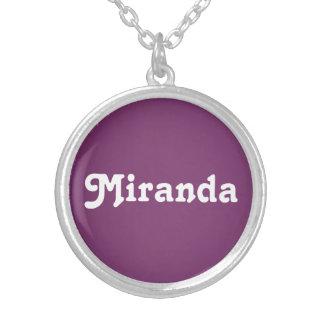 Necklace Miranda