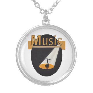 necklace Music design