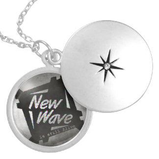 Necklace new wave design