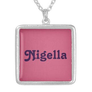 Necklace Nigella