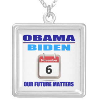 Necklace - Obama/Biden - Our Future Matters