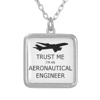 Necklace of airplane for aeronautical