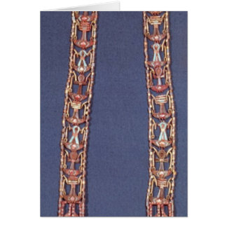 Necklace of the Rising Sun Greeting Card