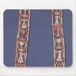 Necklace of the Rising Sun Mouse Pad
