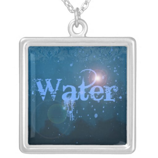 Necklace of Water