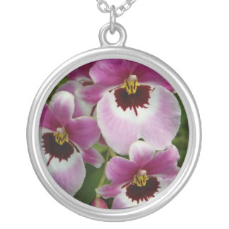 Necklace - Pansy Orchid