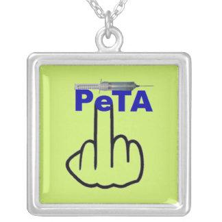 Necklace Peta Flip