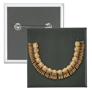 Necklace Pinback Button