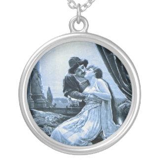 Necklace ~ Romeo & Juliet Photogravure