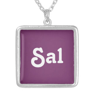 Necklace Sal