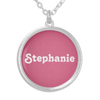 Necklace Stephanie