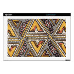 Necklace - Tribal Triangle Decal For Laptop