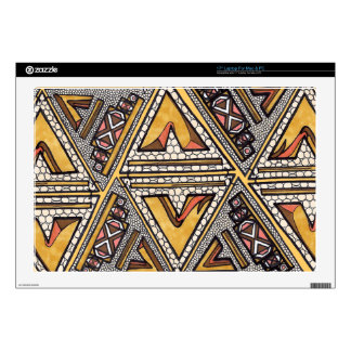 Necklace - Tribal Triangle Laptop Skins