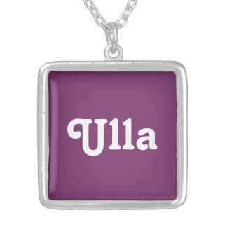 Necklace Ulla