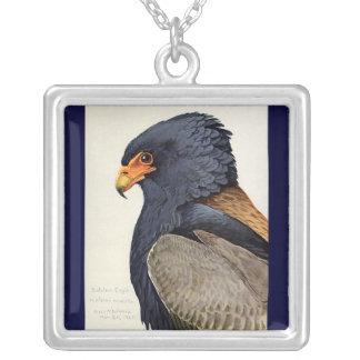 Necklace-Vintage Chicago Art-Abyssinian Birds 18