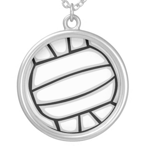 Necklace - Volleyball