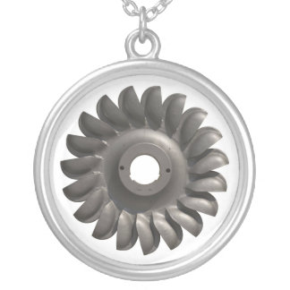 Necklace with Water Turbine